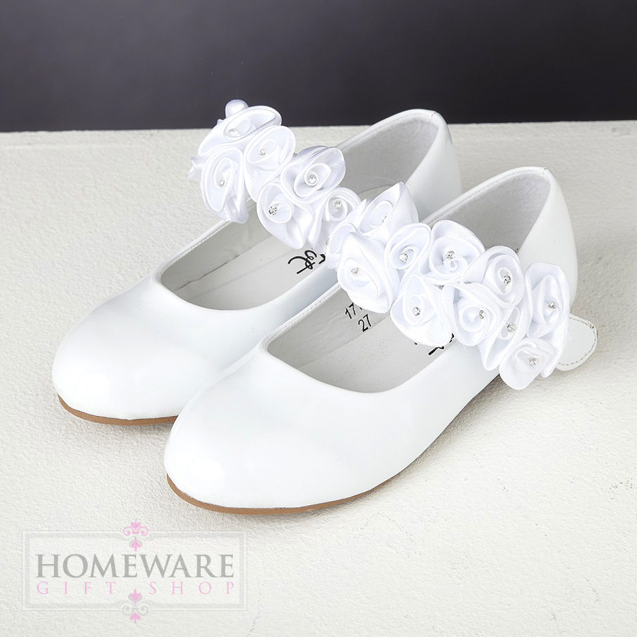GIRLS SHOES BRIDESMAID, FIRST HOLY